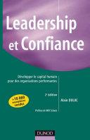 Pdf Leadership et confiance - 2ème édition Telecharger