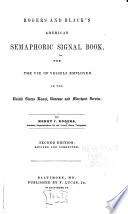 Rogers and Black's American Semaphoric Signal Book