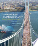 Loose-leaf Version for Contemporary Human Geography