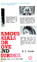 Famous Trials for Love and Murder