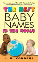The Best Baby Names in the World [Pdf/ePub] eBook