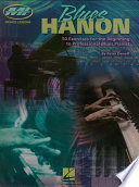Blues Hanon  Music Instruction  Book