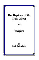 The Baptism of the Holy Ghost and Tongues