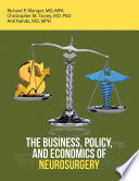 The Business  Policy  and Economics of Neurosurgery