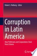 Corruption in Latin America Book PDF