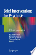 Brief Interventions for Psychosis Book