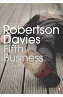 Penguin Modern Classics Fifth Business