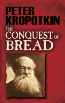 The Conquest of Bread Pdf/ePub eBook