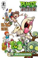 Plants vs  Zombies  11  Boom Boom Mushroom