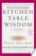 Kitchen Table Wisdom Book PDF