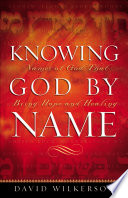 Knowing God by Name Book