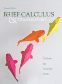 Brief Calculus & Its Applications Pdf/ePub eBook