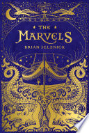 The Marvels Brian Selznick Cover