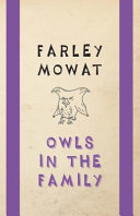 Owls in the Family Book
