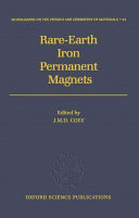 Rare earth Iron Permanent Magnets