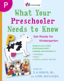 What Your Preschooler Needs to Know
