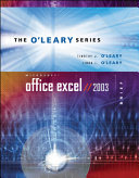 O Leary Series  Microsoft Office Excel 2003 Brief