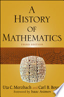 A History of Mathematics PDF