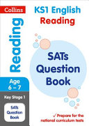 KS1 Reading SATs Question Book