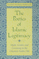 The Poetics of Islamic Legitimacy Book