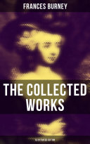 The Collected Works of Frances Burney (Illustrated Edition) Pdf/ePub eBook