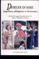 Perles d'Asie nippones philippines et formosanes ebook