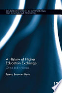 A History of Higher Education Exchange