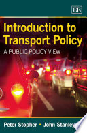 Introduction to Transport Policy Book