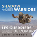 Shadow Warriors   Les Guerriers de l Ombre Book