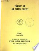 Enroute IFR Air Traffic Survey  Peak Day Book