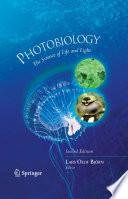 Photobiology Book PDF