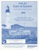 List Of Lights Radio Aids And Fog Signals 2004