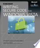 Writing Secure Code for Windows Vista®