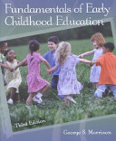Fundamentals of Early Childhood Education Book