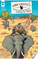 Dirk Gently s Holistic Detective Agency  A Spoon Too Short  2 Book