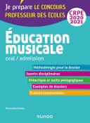 Pdf Education musicale - Oral / admission - CRPE 2020-2021 Telecharger