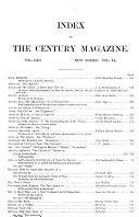 Pdf The Century Illustrated Monthly Magazine