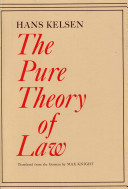 Pure Theory of Law