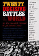 Twenty Decisive Battles of the World Book