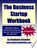The Business Startup Workbook Book