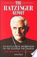 The Ratzinger Report