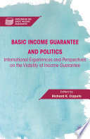 Basic Income Guarantee and Politics