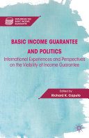 Basic Income Guarantee and Politics Pdf/ePub eBook