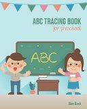 ABC Tracing Book For Preschool
