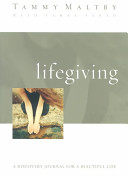 Lifegiving Journal