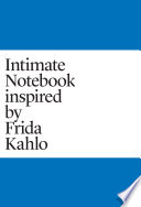 Intimate Notebook inspired in Frida Kahlo