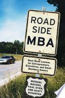 Roadside MBA
