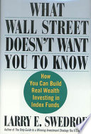 What Wall Street Doesn T Want You To Know Book PDF