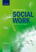 Introduction to Social Work Book