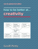 How to Be Better At... Creativity Pdf/ePub eBook